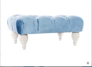 Panca Imbottita Design : Panca in legno panchetta dormeuse pouff poltrona design panchetta
