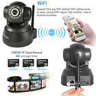 Sricam P2P Wireless IP Camera Pan/Tilt WiFi IR 720P Security Nightvision Webcam