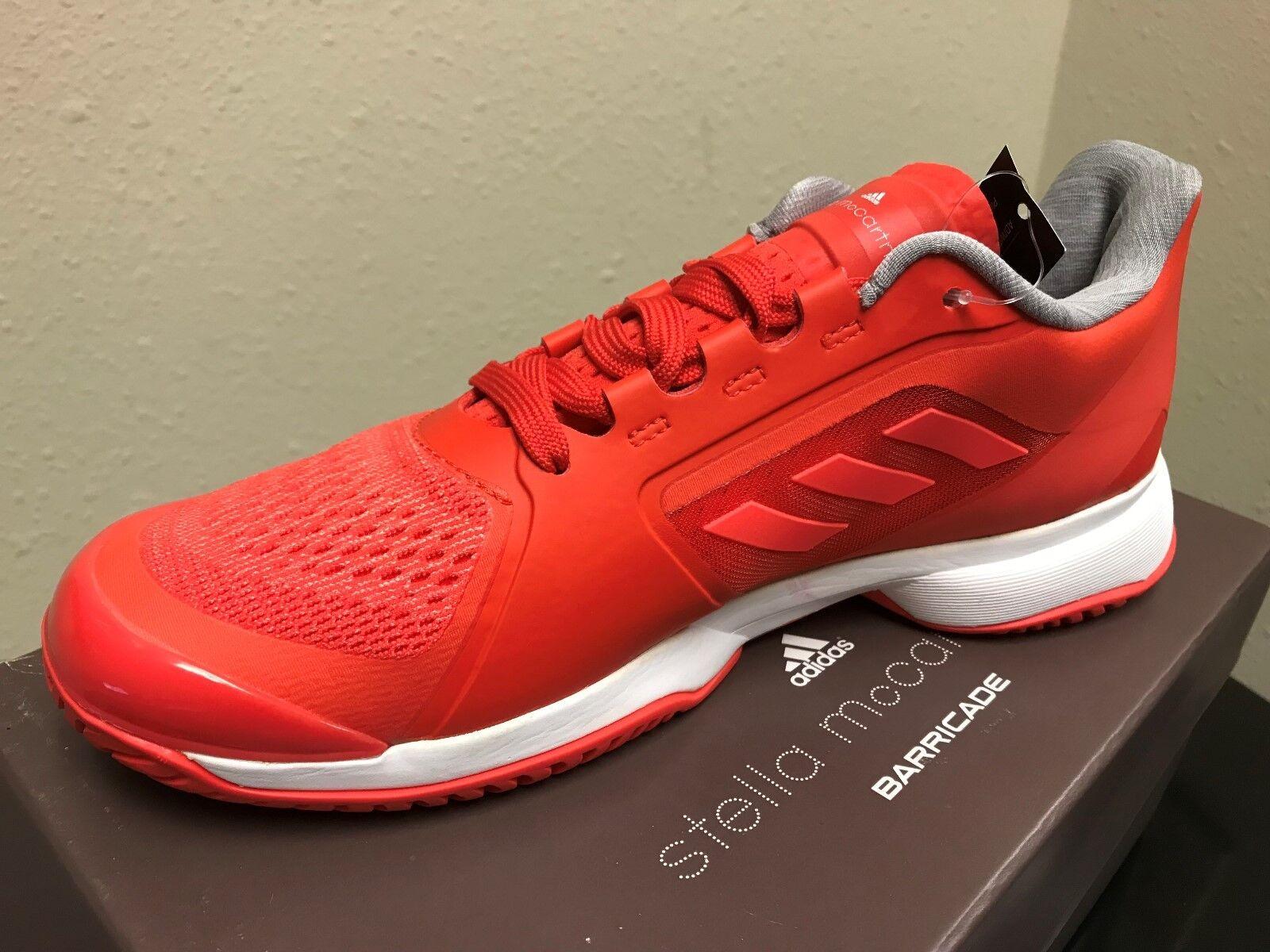 Adidas Women's aSMC Barricade AQ6296 2017 Tennis Shoe Style AQ6296 Barricade 917193