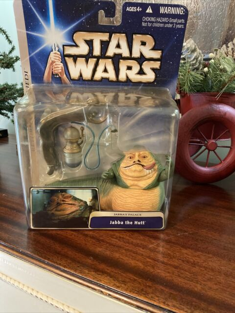 Star Wars Return of the Jedi Jabba's Palace Jabba the Hutt - 2004