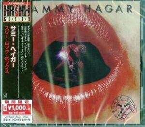 Sammy-Hagar-Three-Lock-Box-New-CD-Japan-Import