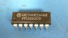 50-pcs of MC74HC04AN Inverter 6-Element CMOS Automotive 14-Pin PDIP Rail