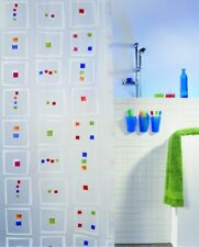 Spirella Bio SAND Shower Curtain 120 x 200 cm PEVA