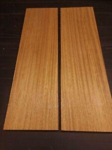 IROKO TIMBER BOAT HARDWOOD SOLID WOOD AFRICAN TEAK 160mm x 18mm x 550mm (6772)