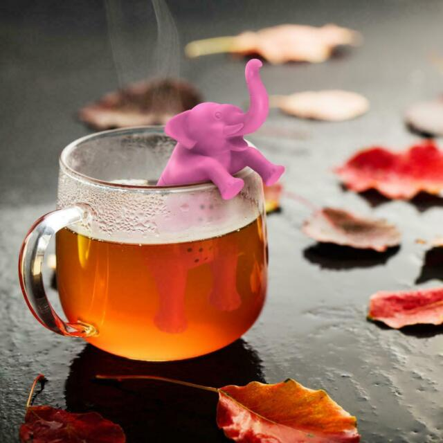 Fred Big Brew- Elephant Tea Infuser  FAST FREE SHIPPING