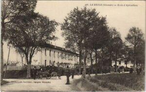 CPA La RÉOLE-École d'Agriculture (28457)