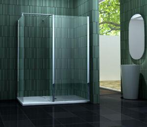 GRANEL-150x90-Glas-Duschkabine-Schneckendusche-Dusche-Duschwand-Duschabtrennung