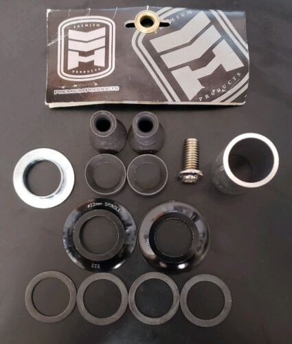new old stock * Haro//Premium Products OS2 Crank 22 mm Spacer /& Boulon Kit