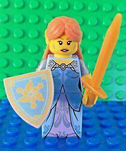NEW Lego Minifigure Elf Girl Princess Warrior Series 17 Minifig