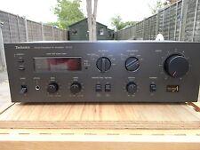 Vintage Rare Technics SU-V2K Stereo Integrated DC Amplifier