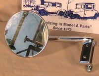 1930 1931 Model A Ford Ratrod Streetrod Lh Door Hinge Pin Mirror