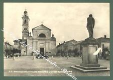 Emilia Romagna. BRESCELLO, Reggio Emilia. Cartolina d'epoca viaggiata nel 1956.