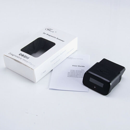VIECAR Bluetooth 4.0 OBD2 Fault Code Scan Tool For Apple iOS iPHONE DASH COMMAND