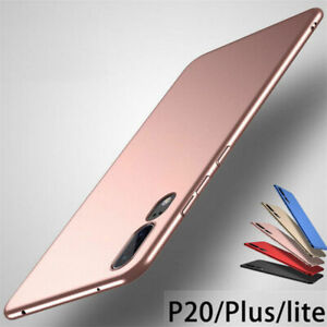 For-Huawei-P20-Lite-Pro-Plus-P10-P9-Case-Shockproof-Matte-Slim-Hard-Back-Cover