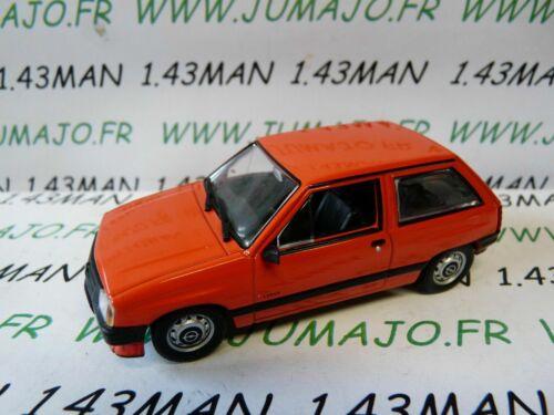 Vauxhall Opel Corsa A 2 Doors PL39H Car 1//43 Ixo ist Déagostini Poland