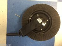 Howse Hico Bush Hog Tailwheel Assembly For Rotary Cutters/bush Hogs Free Ship