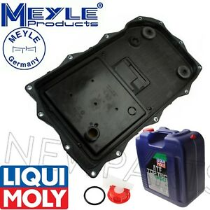 Details about For BMW 2-7 Series GA8HP Auto Trans Oil Pan & Filter Kit &  20L Fluid ATF