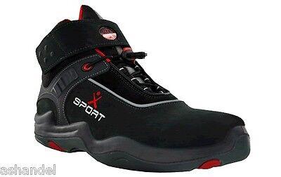 Vereinigt Mts Dark S3 X-sport Sicherheitsschuhe Metallfrei Damen Schuhe Restposten Angebot Baugewerbe Schuhe & Stiefel