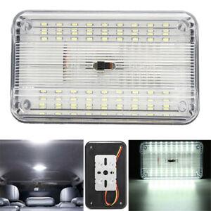 El-interior-del-coche-Vehiculo-Techo-Lampara-de-lectura-36-LEDs-La-luz-del-LED