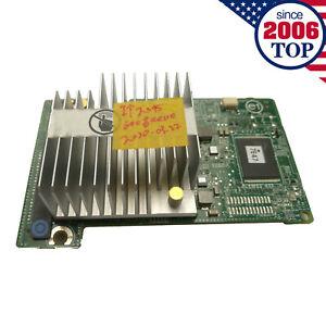 Dell H310 mini monolithic K09CJ with LSI 9211-8i P20 IT Mode ZFS FreeNAS unRAID
