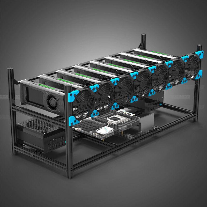 starter bitcoin mining rig)
