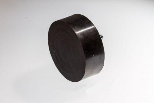 H 50 Metallpuffer  Anti Vibration Mount Schwingungsdämpfer  Typ D  M10  Ø 100