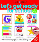 Let's Get Ready for School by Roger Priddy (Spiral bound, 2009)