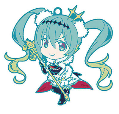 GT Project Rubber Strap NEW Vocaloid Racing Miku Thailand Ver