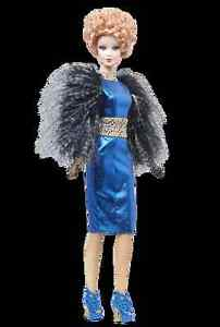 Mattel Barbie Collector Black Label The Hunger Games Catching Fire Peeta Doll