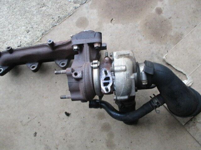 Toyota AVENSIS Turbo Turbo Cargador 97 - 03 1CD-FTV T22 2.0 d4d 17201-27010