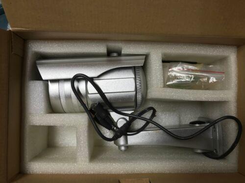 NEW CCTV Camera BNC Analog w// IR Nightvision 560TVL 4-9mm