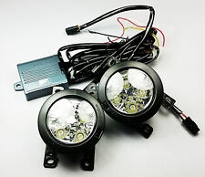 DRL HQ V15 DAY LIGHTS LED HIGH QUALITY DIRECT REPLACEMENT AUTOSWITCH E4 RL00 C