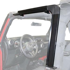 Image Is Loading Jeep Wrangler 2 Door 2007 2009 DOOR SURROUNDS