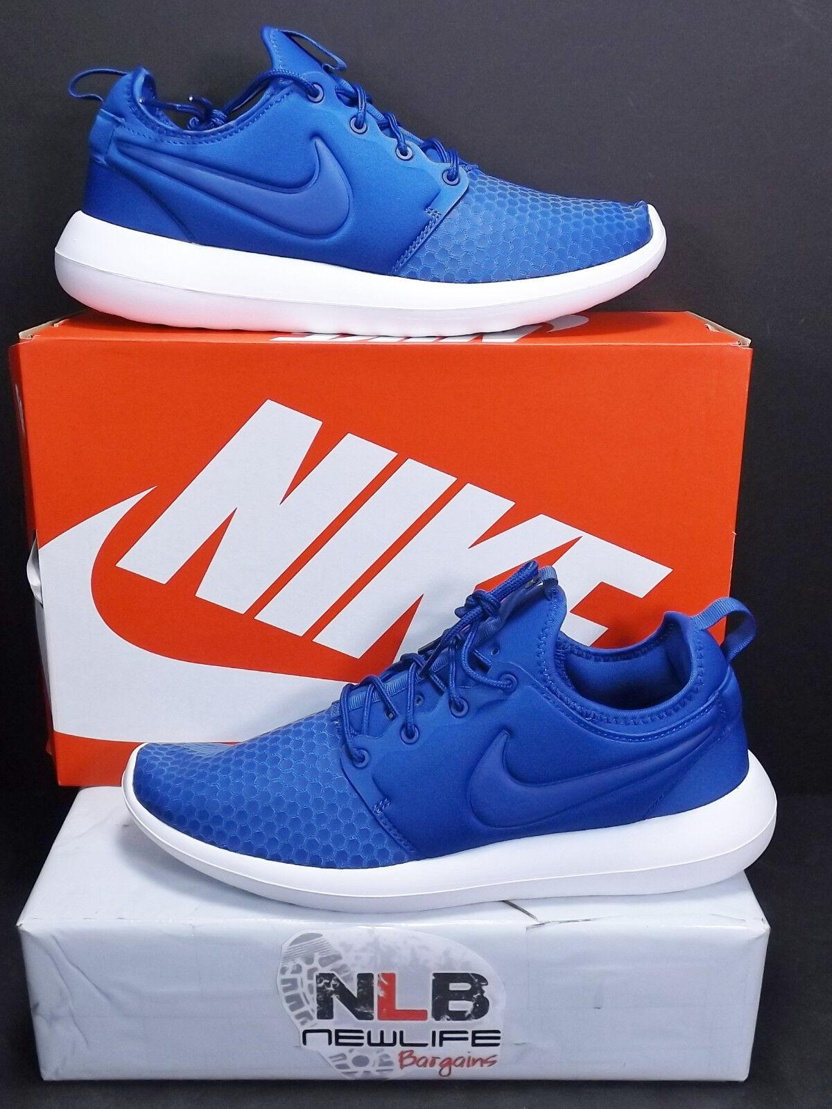 Nike Roshe Two SE 918245-400 Blue/White Men's Size 10