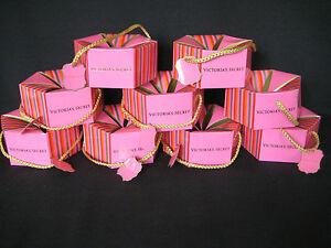 615fdedde7 Victoria s Secret Small Gift Boxes Lot of 9~Bridesmaid~Wedding ...