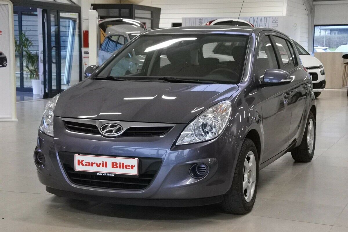Hyundai i20 1,25 Classic 5d - 54.900 kr.