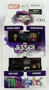 Marvel-Minimates-Jessica-Jones-Trish-Walker-Luke-Cage-Kilgrave-4-Pack-Set-Nouveau