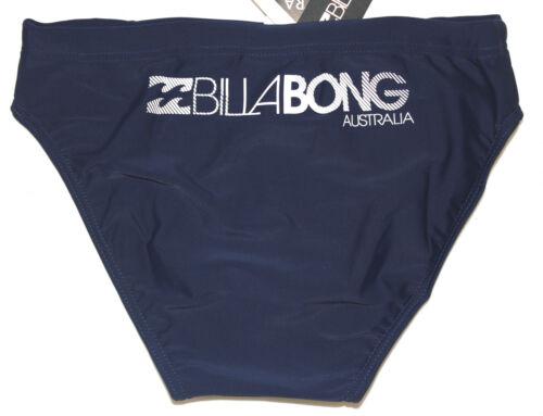 Boy/'s BILLABONG Buttprint Speedo NWT RRP $29.99 Sluggo Swimmers Size 12
