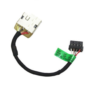 DC AC POWER JACK HARNESS SOCKET With CABLE FOR HP PAVILION 15-F009WM 15-F100DX