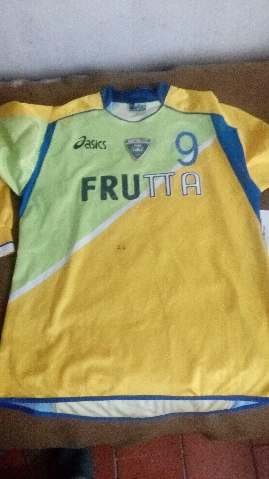 Maglia Empoli L chest 54-56 cm Raimonda shirt calcio football MATCH WORN