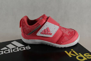 size 40 d7c89 8a28a Details about Adidas Children's Sport Shoes Running Shoes Ll-Schuhe Rose New