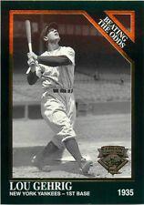 1994 Conlon Burgundy #1268 B.A Action Yankees NM//MT Daniels