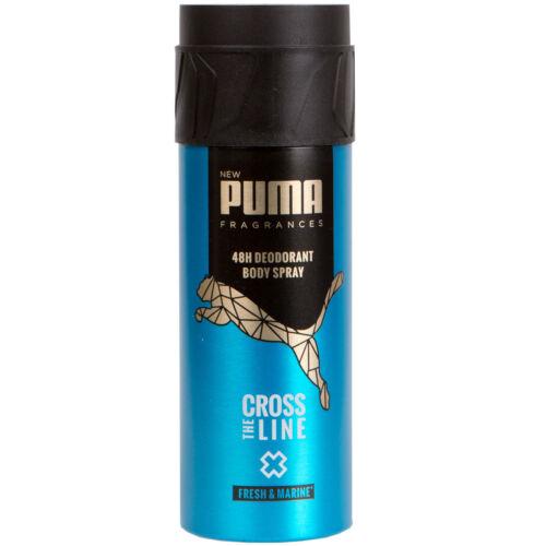 Puma 48H Deodorant Spray Body Spray cross the Line 150 ML New