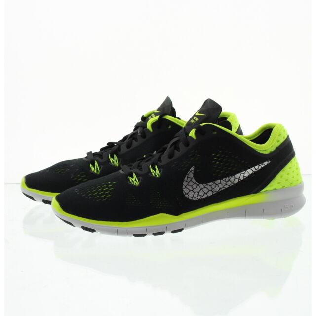 0bd62f91cb562 Buy Nike Womens Black Metallic Silver Volt 5.0 TR Fit 5 Breathe ...