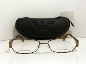 7f3d02e0c743 New Authentic Emporio Armani Eyeglasses EA 9669 YSB EA9669 Made In ...