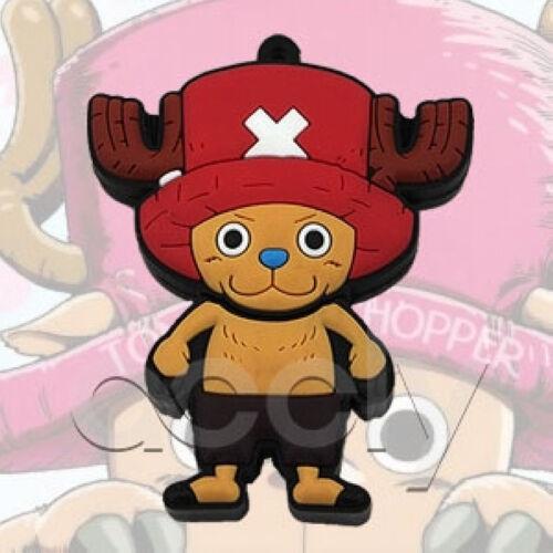 32GB  Luffy Zoro Nami Sanji Chooper Usop USB Flas WeirdLand One Piece USB Stick