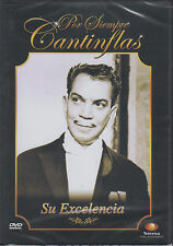 NEW - Su Excelencia DVD Por Siempre Cantinflas FAST SHIPPING !