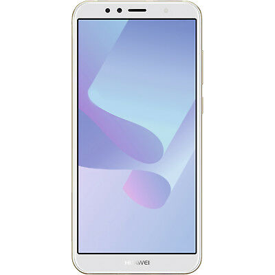 HUAWEI Y6 (2018), Smartphone, 16 GB, 5.7 Zoll, Gold, Dual SIM