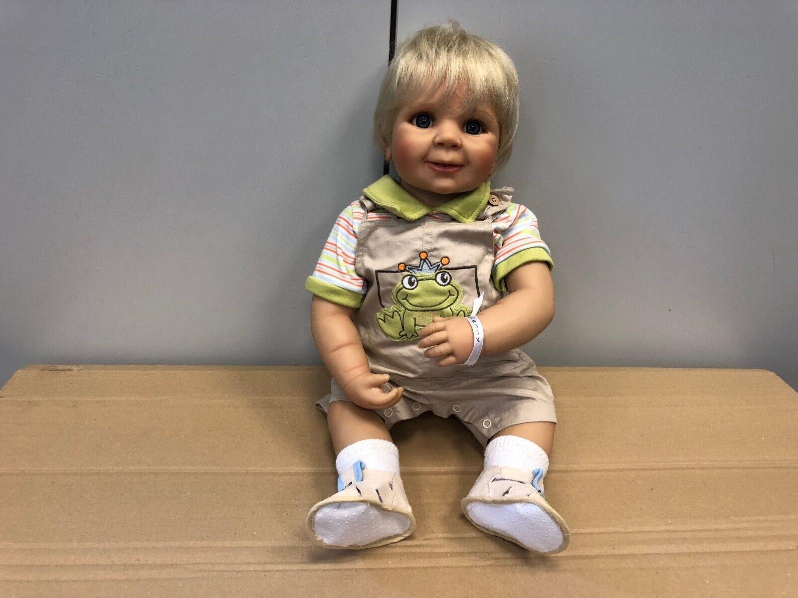 Monika  Gerdes vinile bambola 57 CM. OTTIMO stato  Miglior prezzo