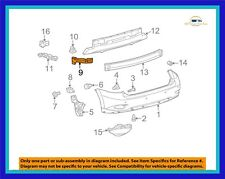 Lexus TOYOTA OEM 10-15 RX350 Rear Bumper-Retainer Bracket Right 525650E020